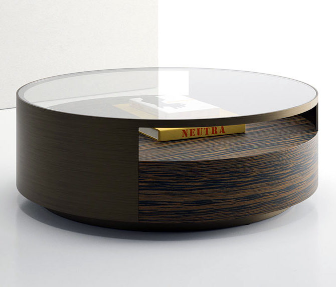 Luxury Round Coffee Table